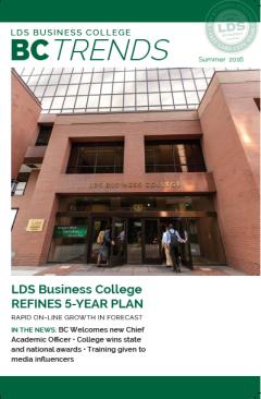 LDS Business College Jacqueline Crane